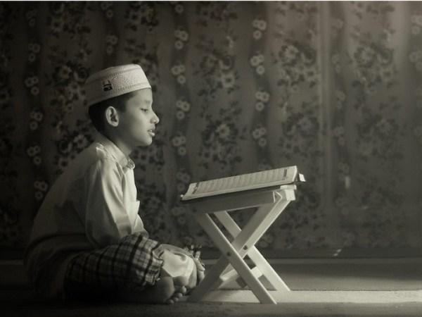 Menjadi Keluarga ALLAH Ta'ala, Menjadi Penghafal Al Qur'an