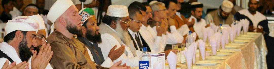 Ullama & Dignitaries at Darul Uloom Pretoria Dinner