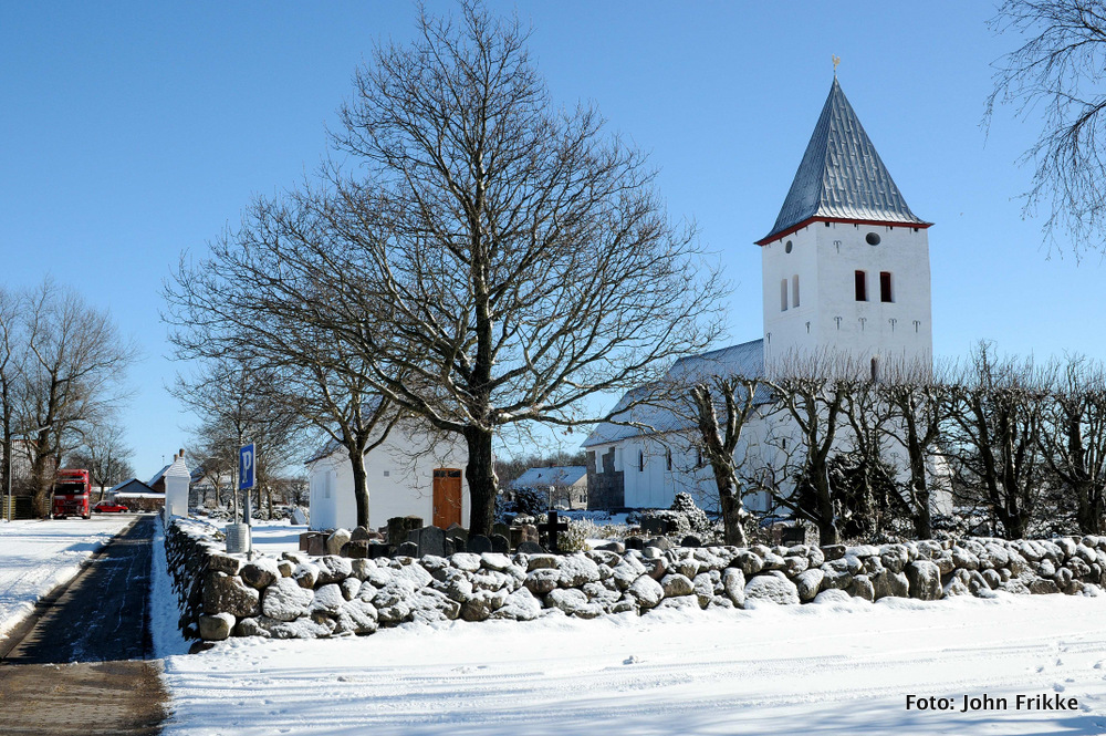 Adventskoncert i Darum Kirke