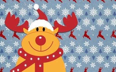 FDF sælger juledekorationer