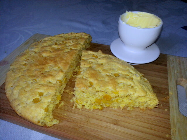 Recipes of Arkadia: Camilo's Corn Bread