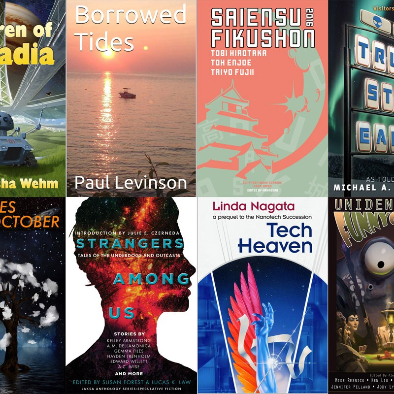 SFWA-Curated StoryBundle includes Children of Arkadia