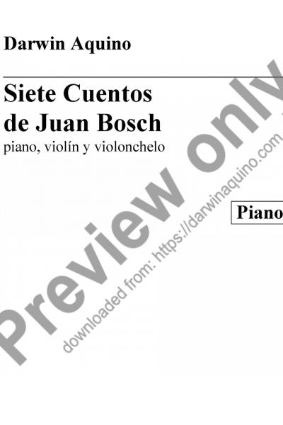 Siete Cuentos de Juan Bosch (2011)