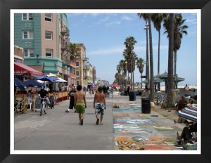 FotoSketcher - Venice Beach