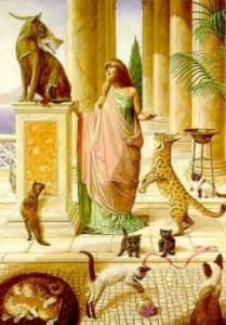 Cat Godess