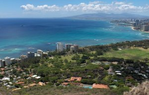 Hawaii Diamond Head 013