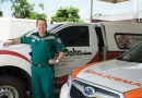 DEAN FEATHERSTONE Paramedic of the Year