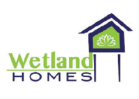 WETLAND HOMES LOGO
