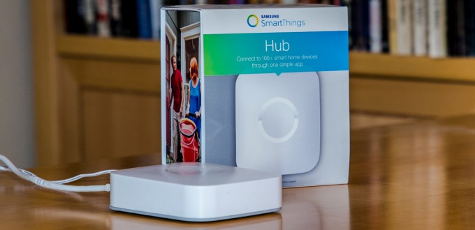 Samsung-SmartThings-Hub