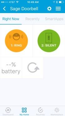 SAGE-Doorbell-SmartThings-Device-Handler