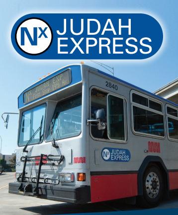 NX Judah Express