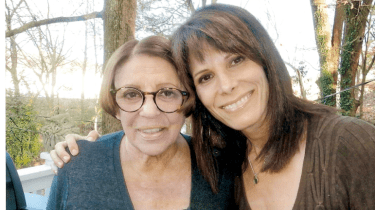 How my mother shocked me with news of a secret love in one of our final moments together.