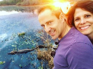 An alligator living in the Okefenokee Swamp in Georgia is part of a final test making our marriage legal.