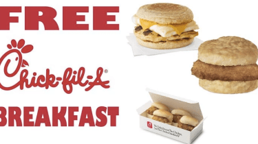 Chick Fil A is offering free breakfast to Atlanta commuters to help ease the frustration of the nasty commute in light of the I 85 collapse.