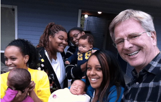 Travel Guru Rick Steves Donates Apartment Complex To Homeless Women And Kids