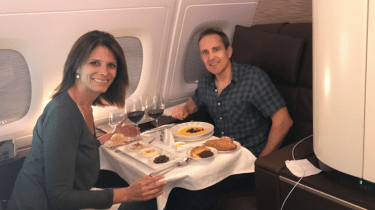 How to earn frequent flyer miles without flying.