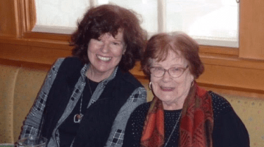 Daughter is sure her mother with Alzheimer's will get last laugh.