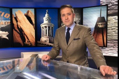 News Anchor Wears Viewer's Jacket And Inspires A Wave Of Kindness