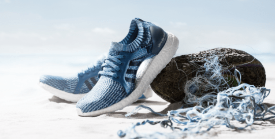 Adidas Sells One Million Sneakers Made Of Ocean Trash