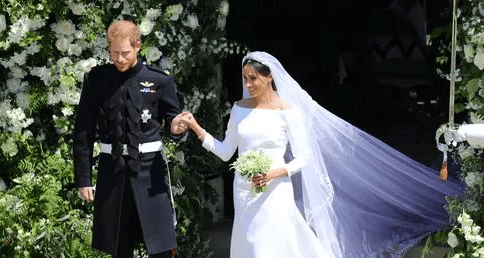 Prince Harry And Duchess Meghan Recycle Royal Wedding Flowers In The Sweetest Way