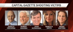 The staff of the Capital Gazette have honored the victims of the mass shooting in the best possible way, by putting out the paper despite the attack.
