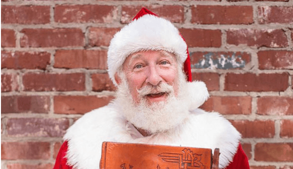 How This Jewish Man Finds Being Santa Became His Calling In Life