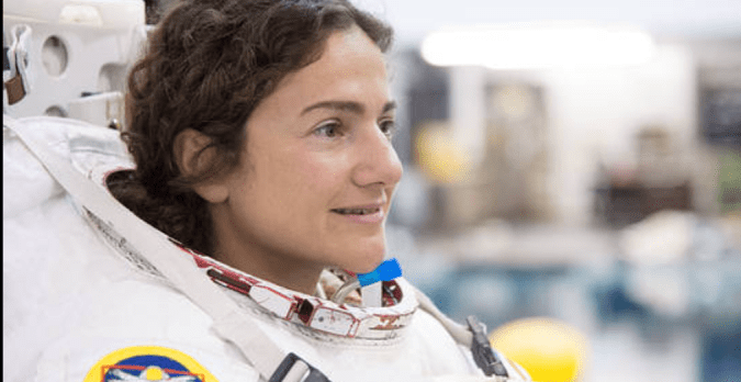 Dr. Jessica Meir has been an astronaut since 2013.