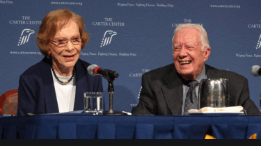 Former President Jimmy Carter and wife, Rosalynn are asking donors to The Carter Center to redirect their donations to organizations on the front line of fighting the coronavirus crisis.