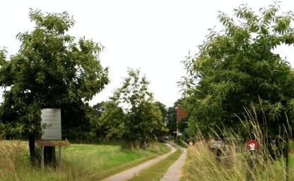 Weg Schulbauernhof