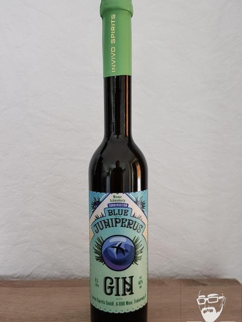 Blue Juniperus Gin