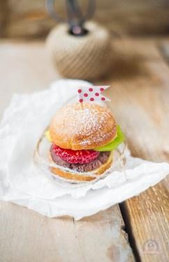 Früchte Burger