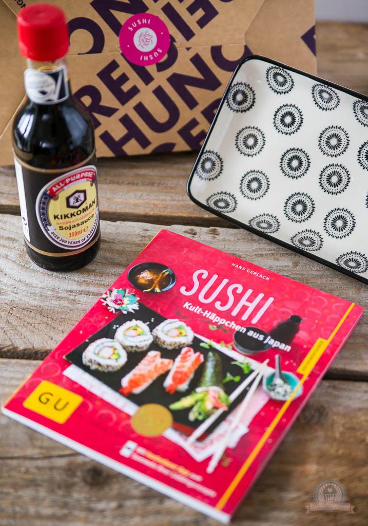 Sushi Paket Give Away