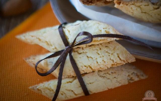 Cantuccini, das italienische Mandelgebäck