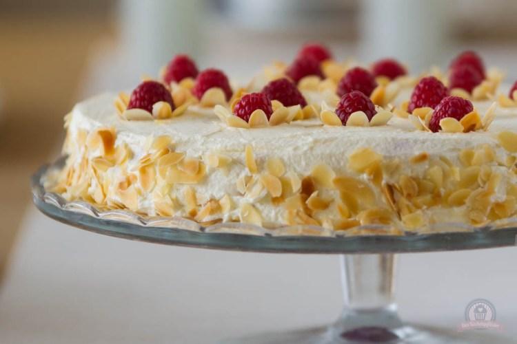 Heidelbeer-Joghurt Torte