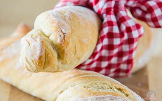 Zwirbelbrote – das Baguette über Nacht…