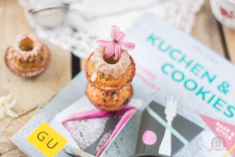 Eierlikör Minigugl – Buchrezension **Kuchen und Cookies mit Liebe verpackt**