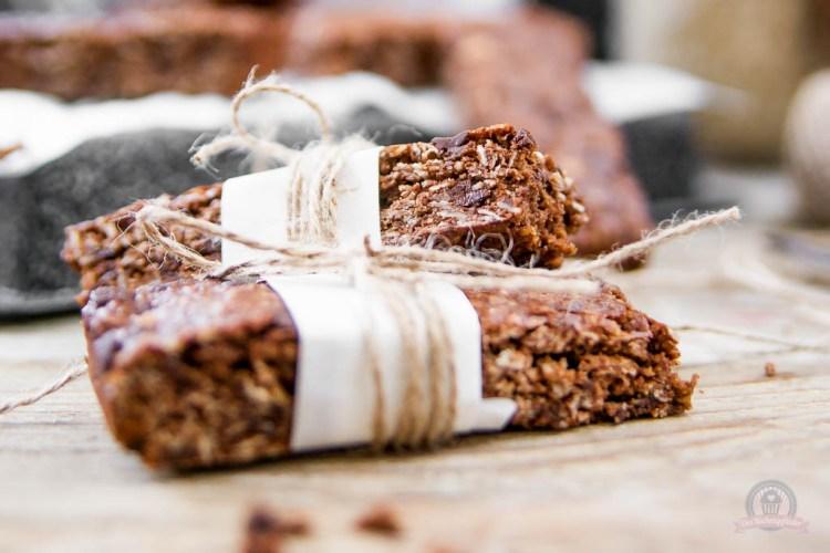 Nutella Müsli Bars – wenn die Lust nach Schoki kommt…