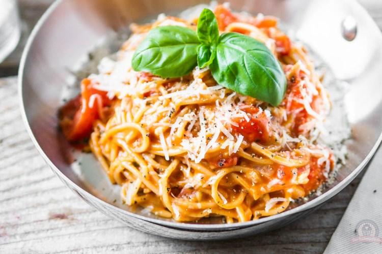 One Pot Pasta – wenn Kochen doch immer so einfach wäre…