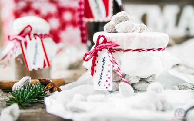 Winterzucker, Schokomandeln und vieles mehr – Kulinarische Weihnachtsgeschenke Bloggerwichteln 2015