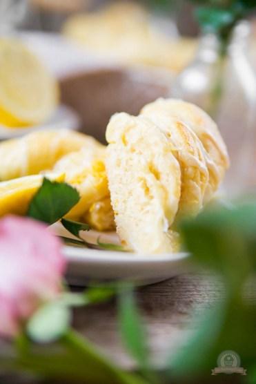Cream Cheese Lemon Zöpfe 1