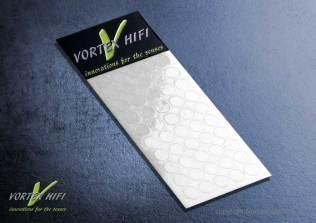 Vortex HiFi 2D Entstör - Chips 6mm-Transparent