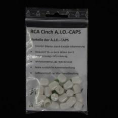 RCA AIO CAP Verpackungseinheit 20 Stück