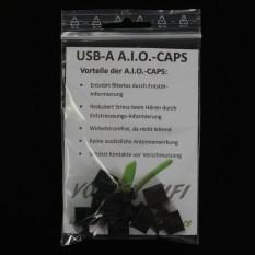 USB A AIO CAP Verpackungseinheit 10 Stück