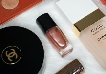 Lancôme Vernis in Love- Grain de Foile 403