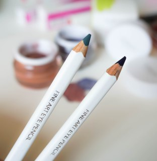 Fine Art eye pencil 05, 04