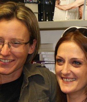 Elena Torre ed Anna Marani