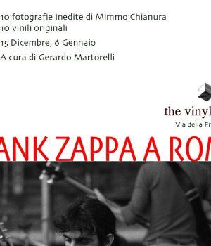 Frank Zappa a Roma