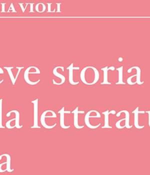 Copertina Breve storia triste della letteratura rosa