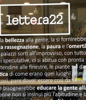 Libreria Lettera 22 Viareggio