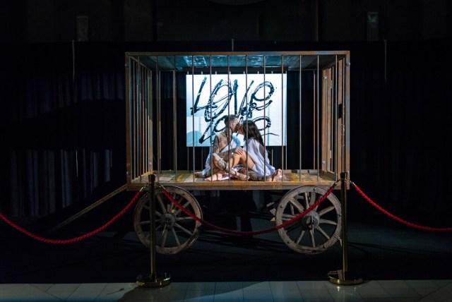 achille lauro opera performance love is love a torino